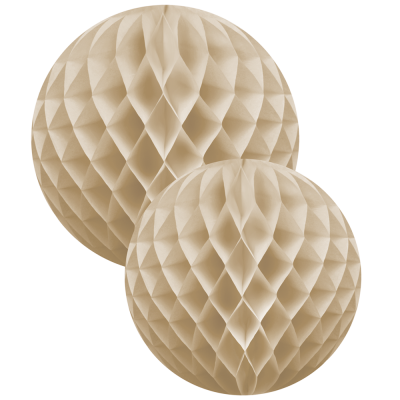 Honeycomb Ball Set - sand