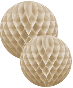 Honeycomb Ball Set - sand