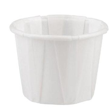 Cupcakeform, vit cup, minst 2,5 cm
