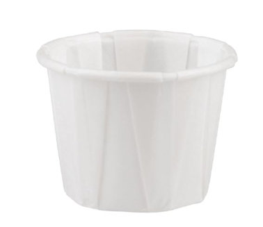 Cupcakeform, vit cup, mini 3,0 cm