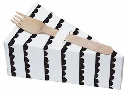 Pie Box - Garland - 10-pack