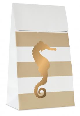 Presentpåse - Seahorse
