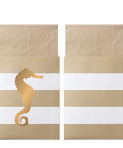 Servett Preppy Seahorse - Delight Department
