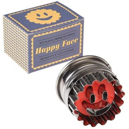 Kakmått, kakstans - happy face