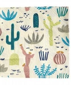 Desert in bloom - servetter
