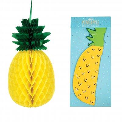Honeycomb - Stor ananas