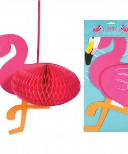 Honeycomb - flamingo