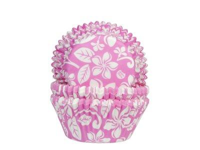 Muffinsform - Aloha rosa