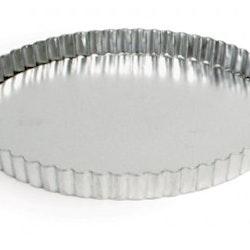 Pajform plåt - 24 cm diameter