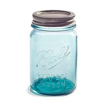 Aqua Vintage Ball Collectors edition pint, 16 oz