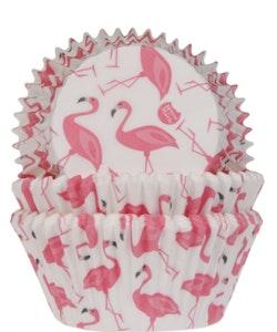 Muffinsform - Flamingo