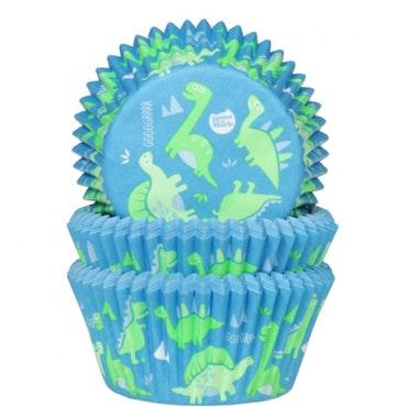 Muffinsform - Dinosaurier