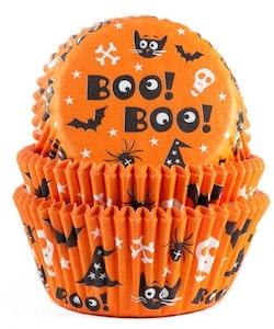 Muffinsform - Halloween