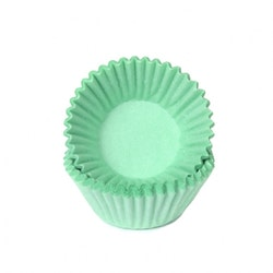 Mini Form Choklad - Mint Grön