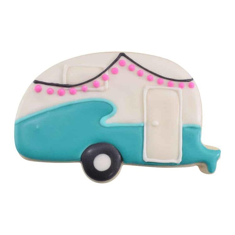 Peppakaksform - husvagn