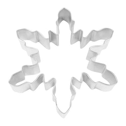 Pepparkaksform - Snöflinga 13 x 13 cm