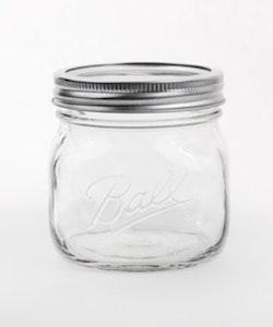 Elite Ball Pint Jars - Mason Jar 16 oz
