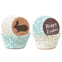Mini muffinsformar, Happy easter- Wilton