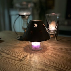 Star Jar Candle Shade