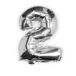 Sifferballong - Två