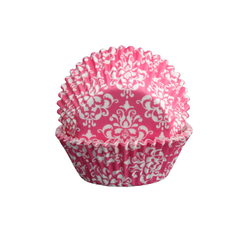 Muffinsform - Damask rosa