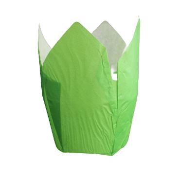 Form - Tulip, grön