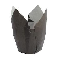 Form - Tulip, svart