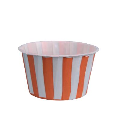 Stabil form - Orange rand