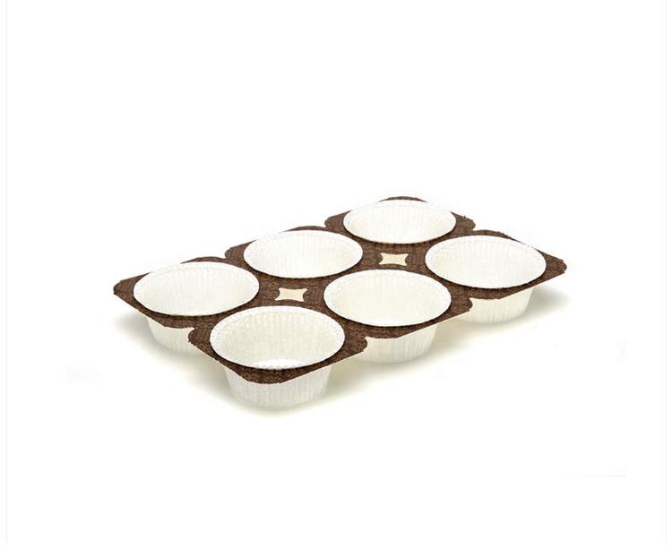 Bake and break - Stadiga muffinsformar