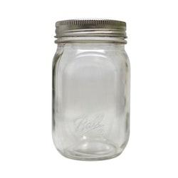 Ball Quart Smooth Wide Mason Jar 32 oz