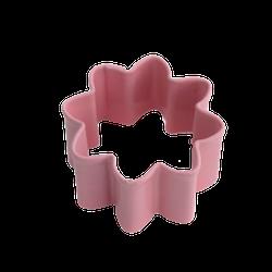 Kakmått - Solros, rosa