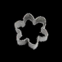 Pepparkaksform - Snöstjärna 4,5 cm