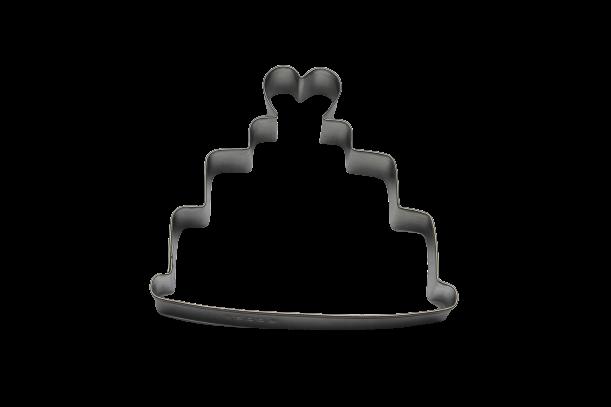 Kakmått - bröllopstårta