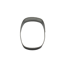 Kakmått - sifferform nolla