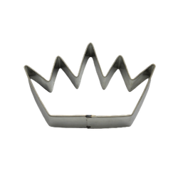 Kakmått - prinsesskrona