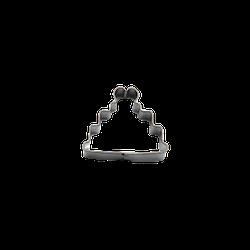 Miniatyrform - bröllopstårta