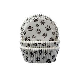 Muffinsformar - Paws