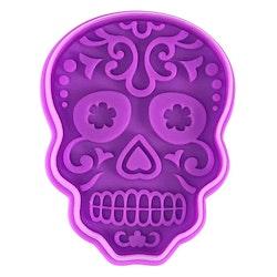 Kakstämpel - Day of the Dead Sugar Skull