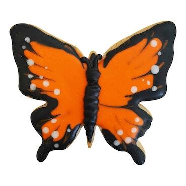Pepparkaksform - Fjäril, Butterfly