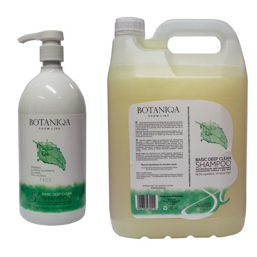 Botaniqa Basic Deep Clean Shampoo