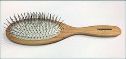 Eurogroom Pin Brush 21 mm