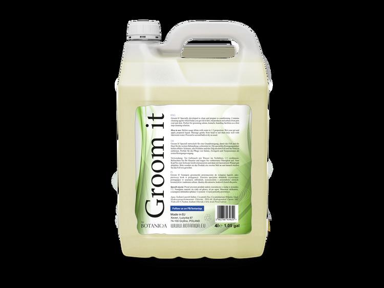 """BOTANIQA """"Groom It"""" Shampoo"""