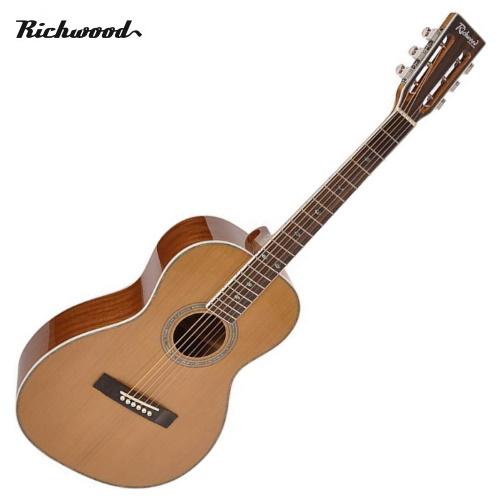 Akustisl stålsträngad Richwood RV-70-NT Parlor