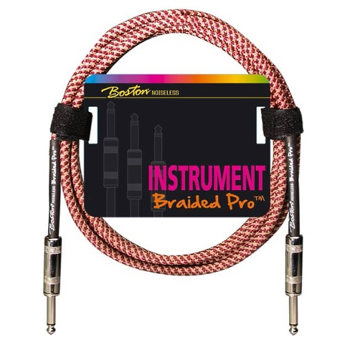 Instrumentkabel Boston Braided Pro GC-264-3