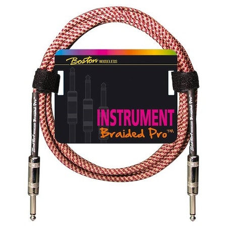 Instrumentkabel Boston Braided Pro GC-264-6