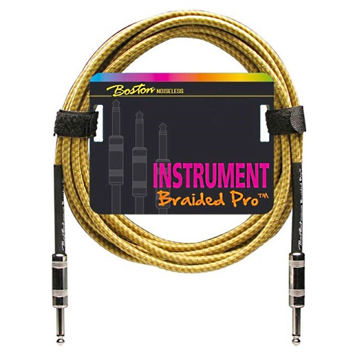 Instrumentkabel Boston Braided Pro GC-262-6