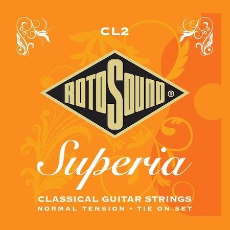 Nylonsträngar Rotosound Superia CL2