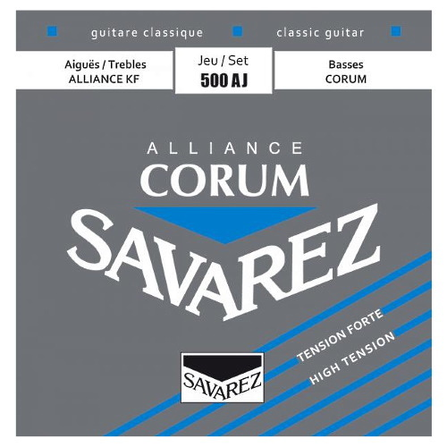 Nylonsträngar Savarez Corum 500AJ