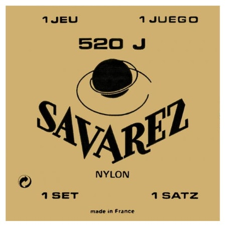 Nylonsträngar Savarez 520J