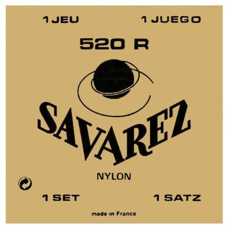 Nylonsträngar Savarez 520R